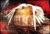 کارت پستال مذهبی، شهادت امام حسین (ع) ، محرم – 07